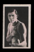 Boxing trade cards  famous boxers Boy McCormick #704